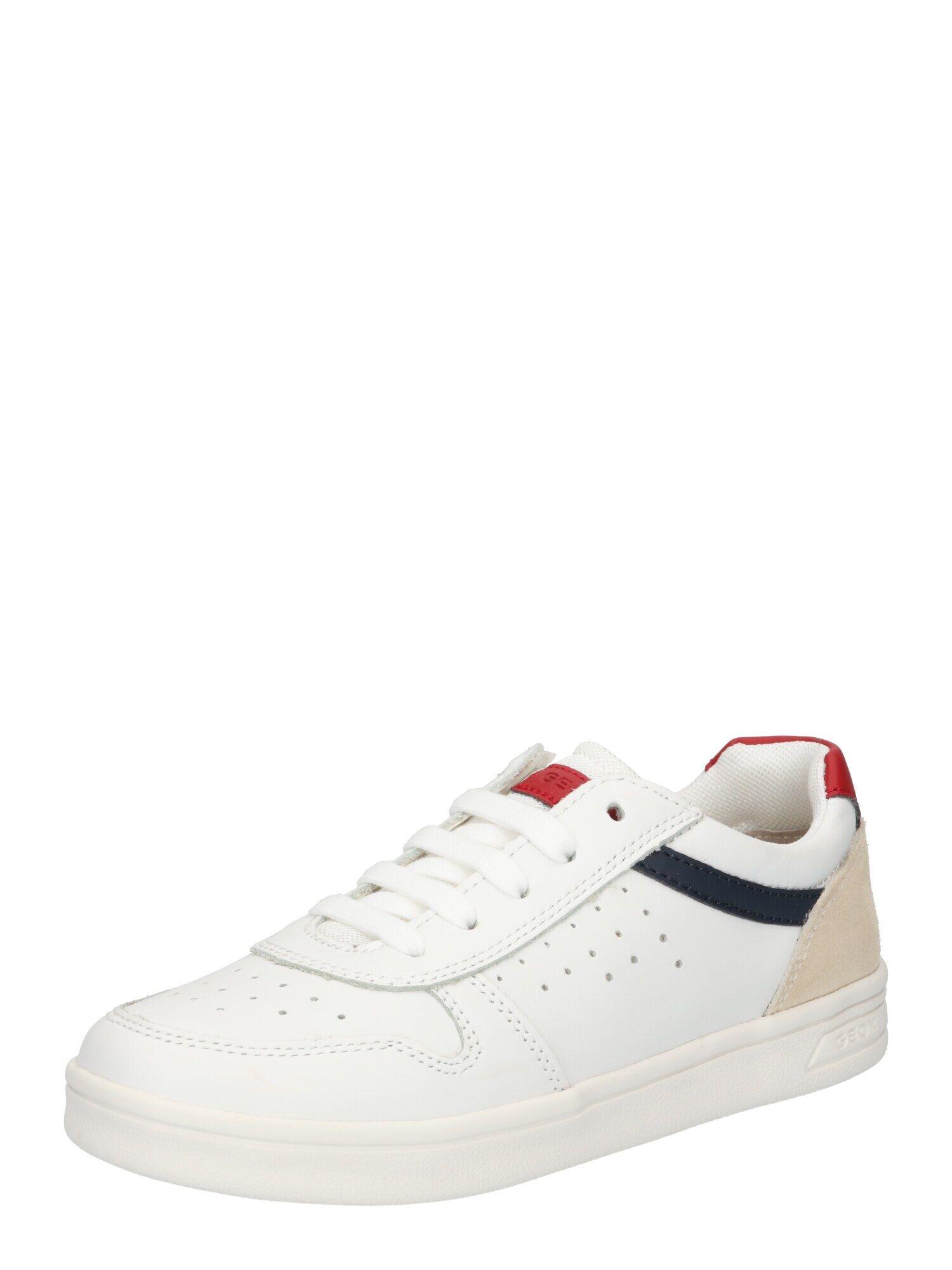 Geox Baskets 'DJROCK'  - Blanc - Taille: 31 - boy
