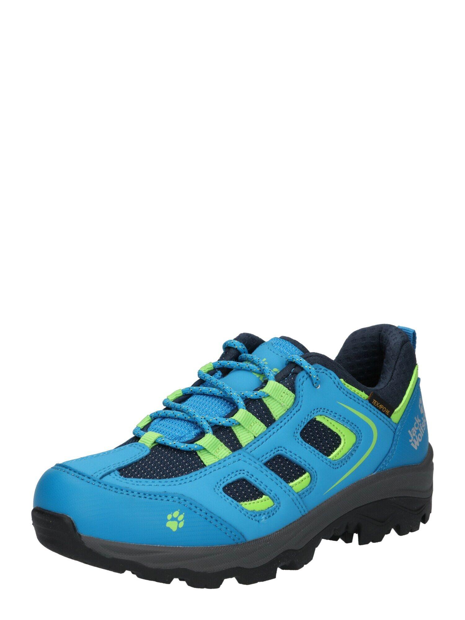 JACK WOLFSKIN Chaussures basses  - Bleu - Taille: 26 - boy