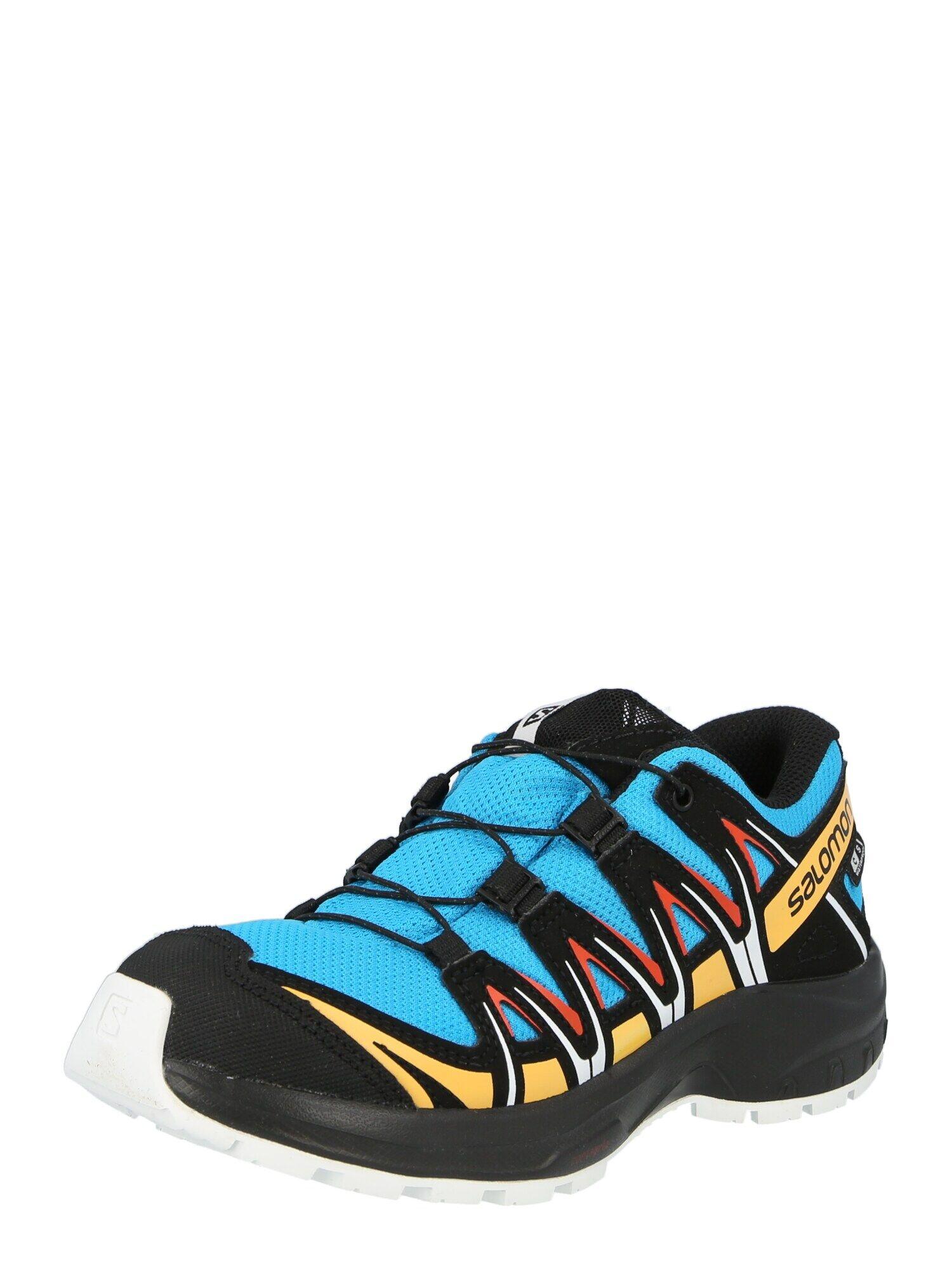 SALOMON Chaussures basses  - Bleu - Taille: 35 - boy