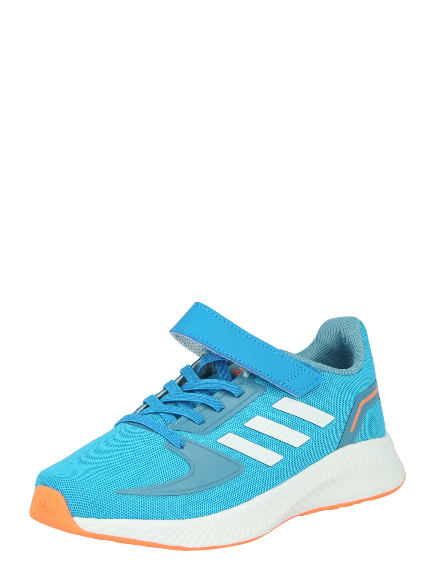 ADIDAS PERFORMANCE Chaussure de sport 'RUNFALCON 2.0 C'  - Bleu - Taille: 12k - boy