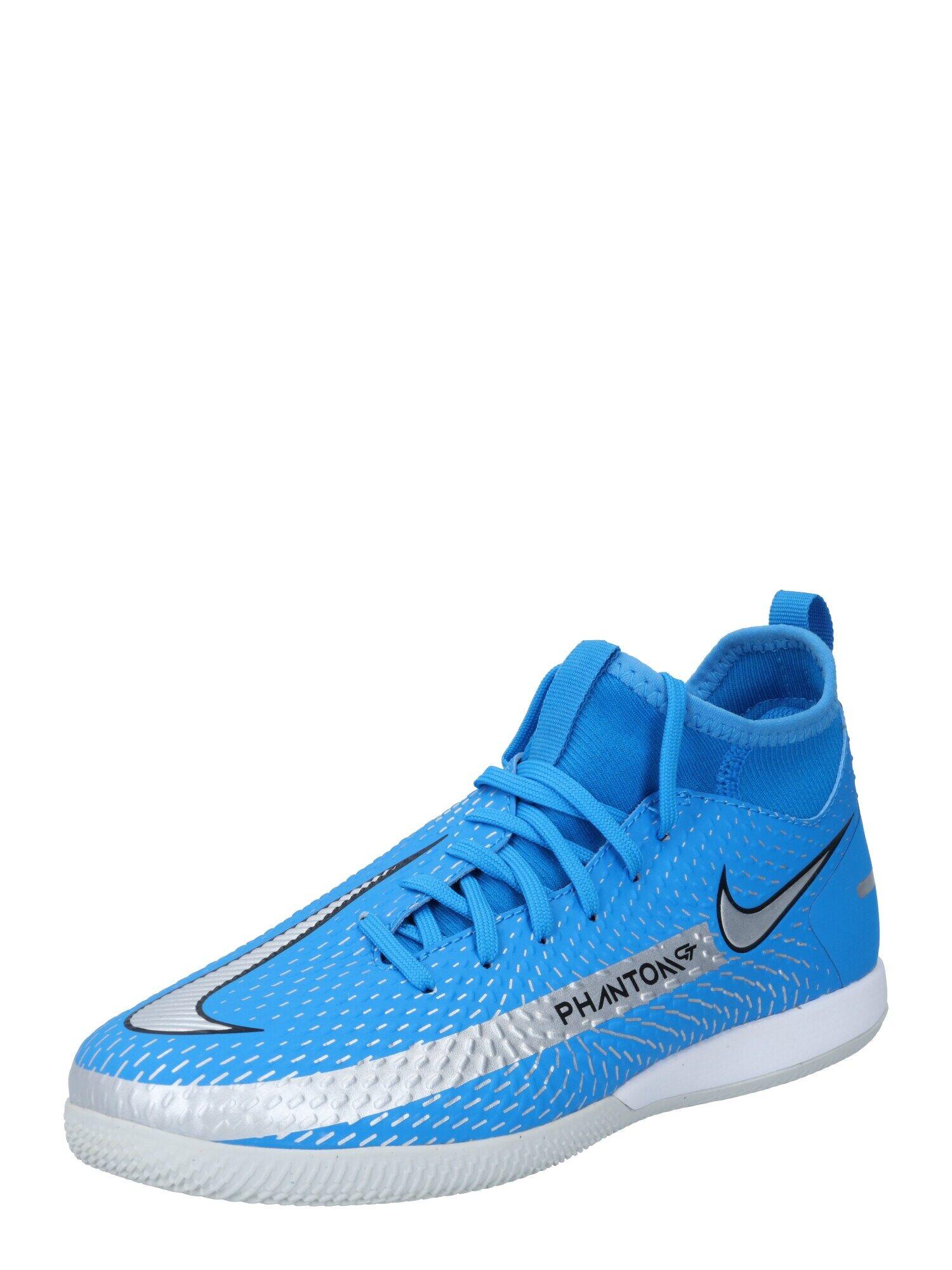 NIKE Chaussure de sport 'Phantom GT Academy'  - Bleu - Taille: 1.5Y - boy