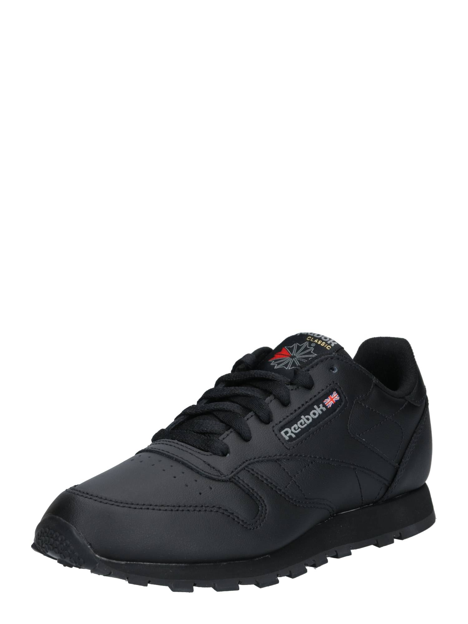 Reebok Classic Baskets 'CLASSIC LEATHER'  - Noir - Taille: 2 - girl