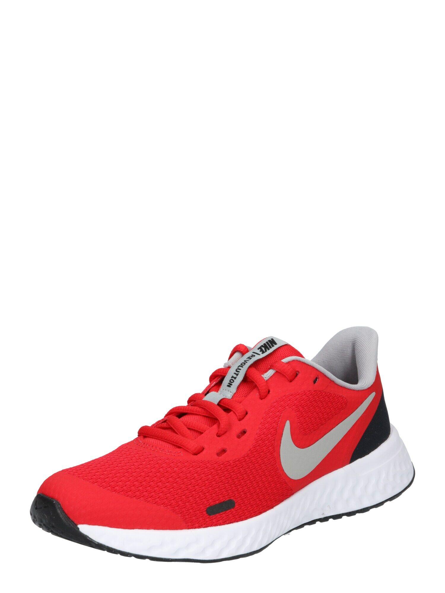 NIKE Chaussure de sport 'Revolution 5'  - Rouge - Taille: 4Y - boy