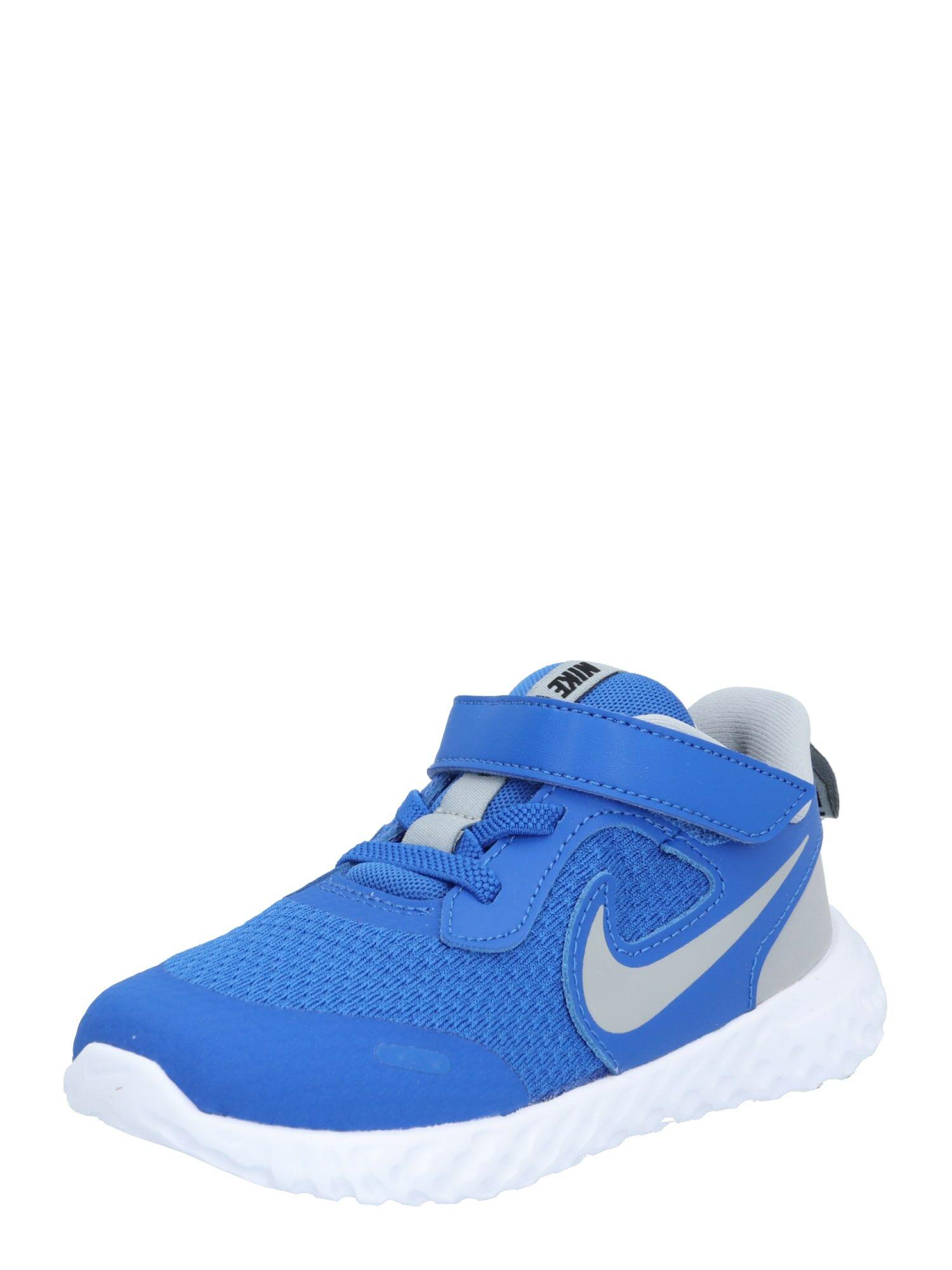 NIKE Chaussure de sport 'Nike Revolution 5'  - Bleu - Taille: 5C - boy