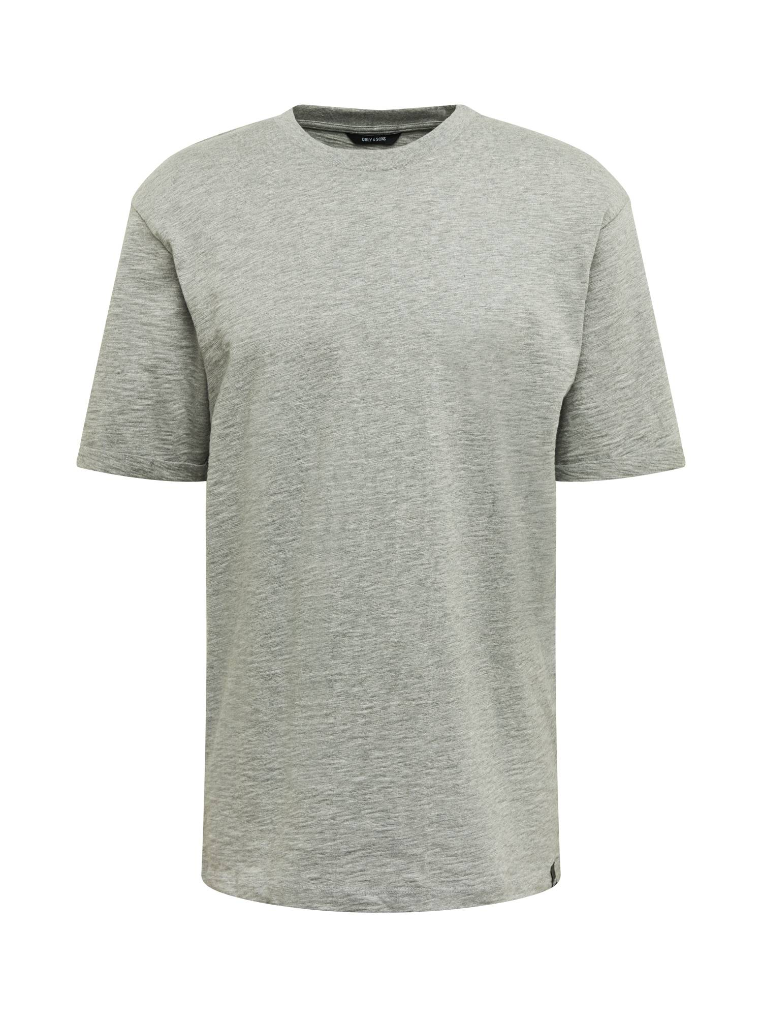 Only & Sons T-Shirt 'DANTE'  - Gris - Taille: XS - male
