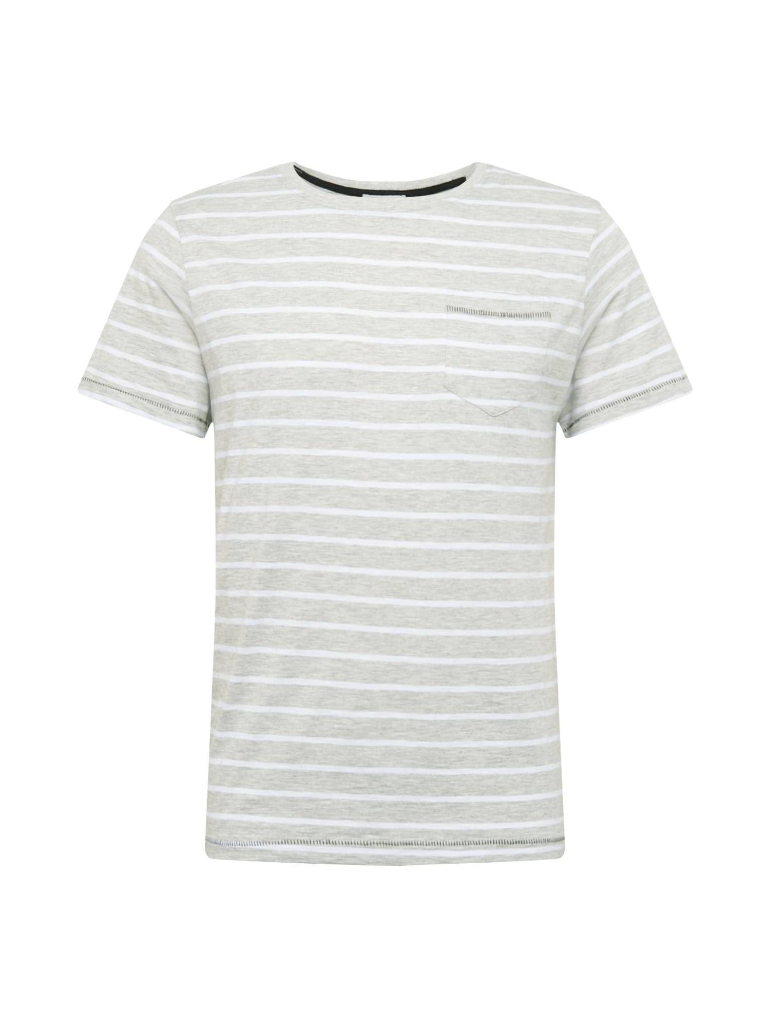 ABOUT YOU T-Shirt ' Adam'  - Gris - Taille: L - male