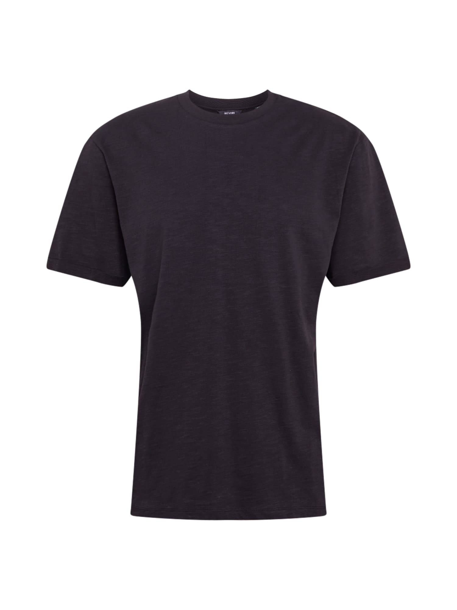 Only & Sons T-Shirt 'DANTE'  - Noir - Taille: XS - male