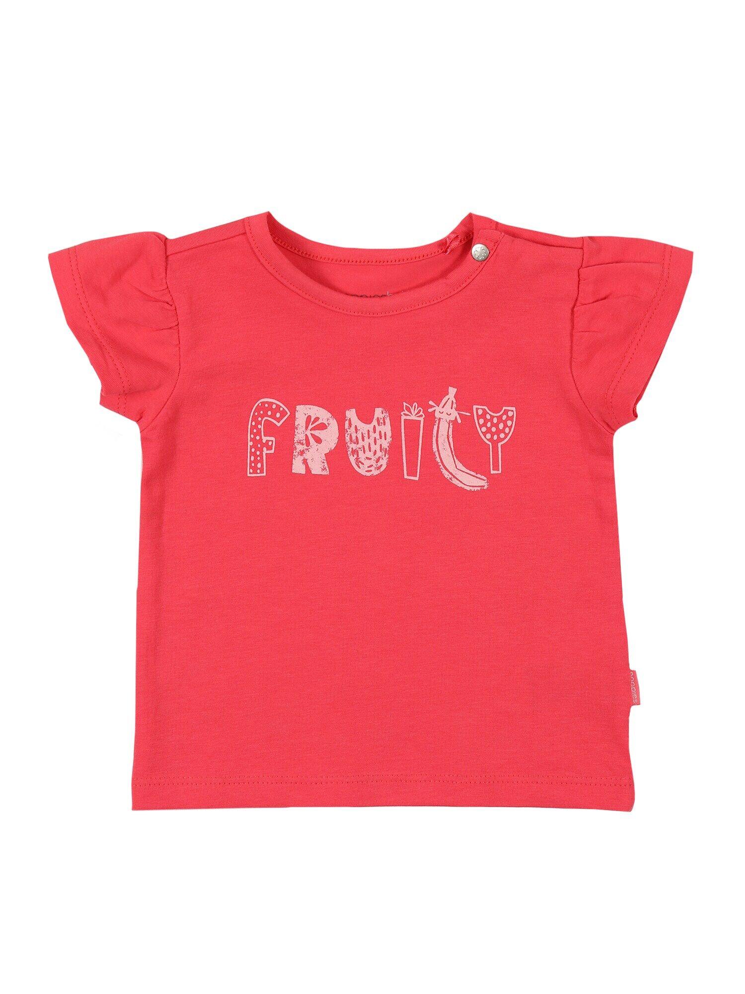 Noppies T-Shirt  - Rose - Taille: 56 - kids