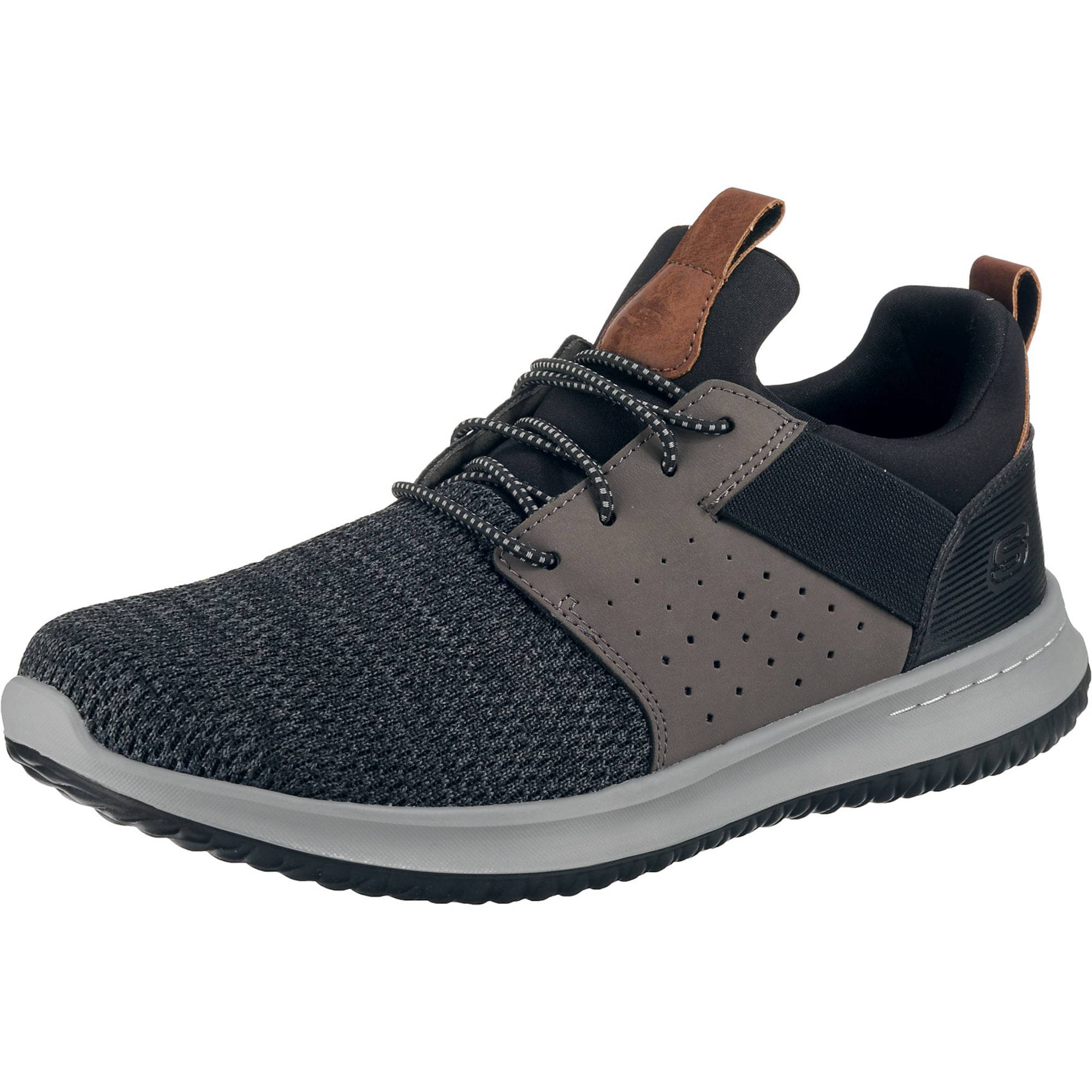 SKECHERS Baskets basses 'DELSON CAMBEN'  - Noir - Taille: 40 - male