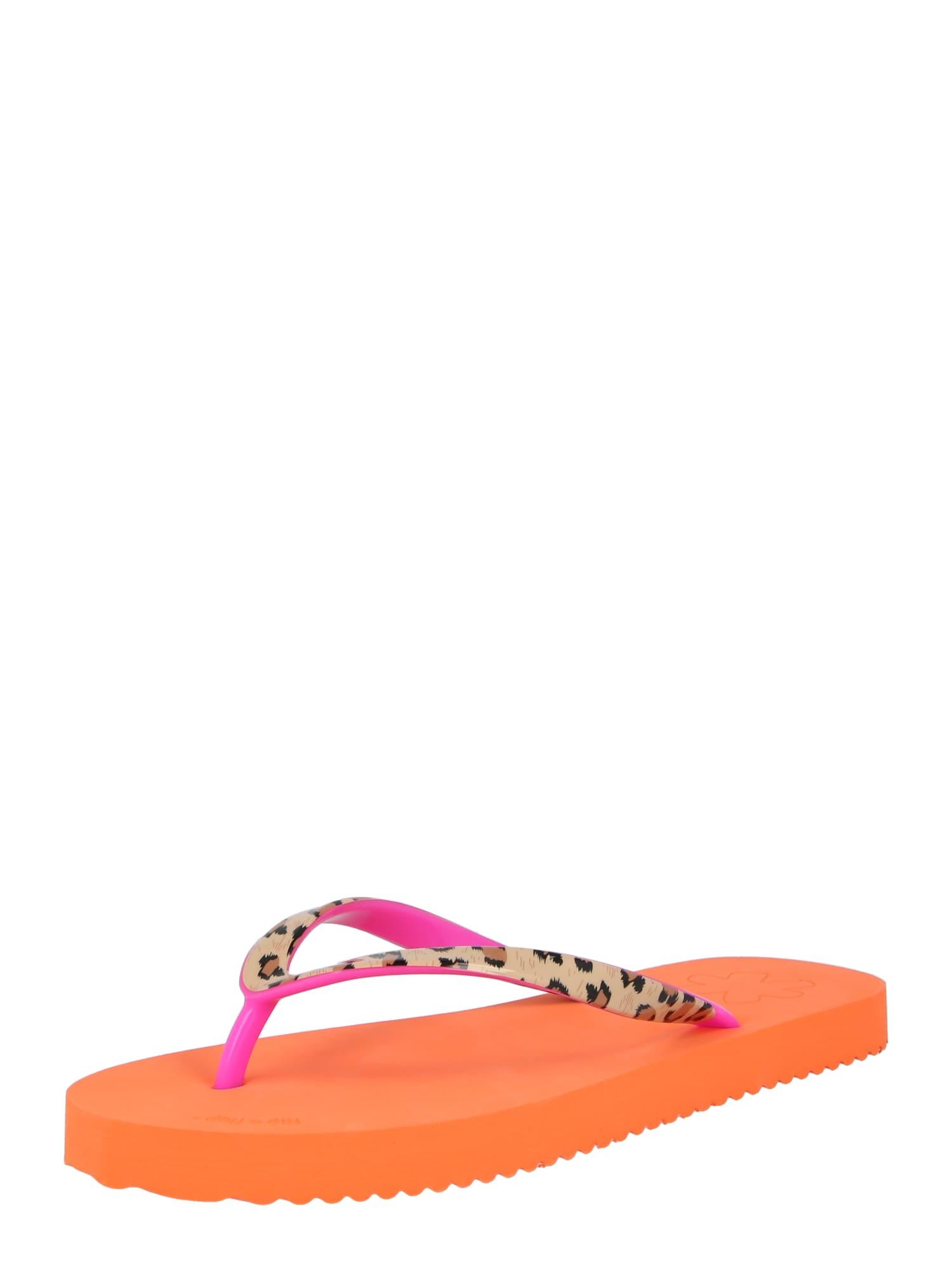 FLIP*FLOP Séparateur d'orteils 'Easy'  - Orange - Taille: 38 - female