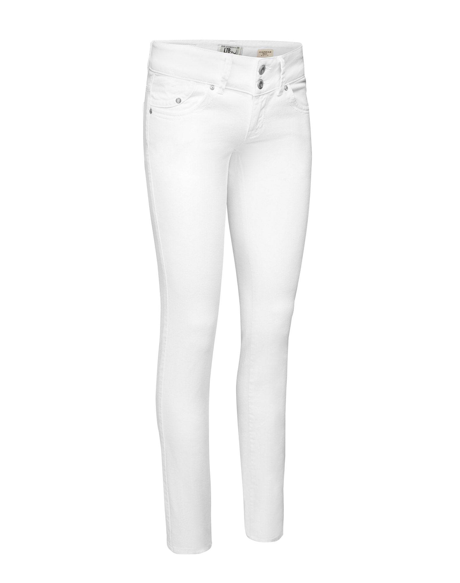 LTB Jean 'Molly'  - Blanc - Taille: 34 - female