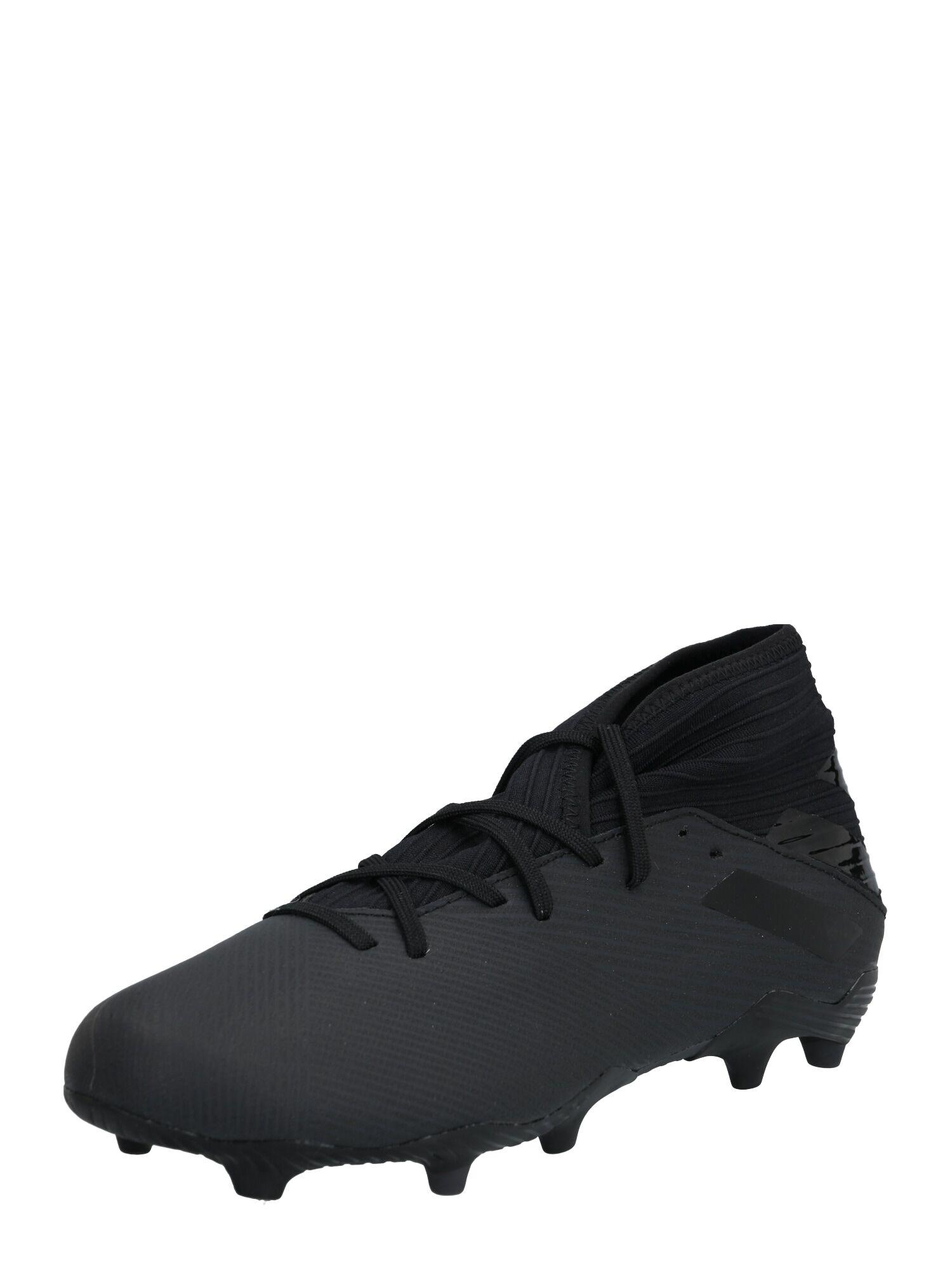 ADIDAS PERFORMANCE Chaussure de foot 'Nemeziz 19.3 FG'  - Noir - Taille: 46 - male