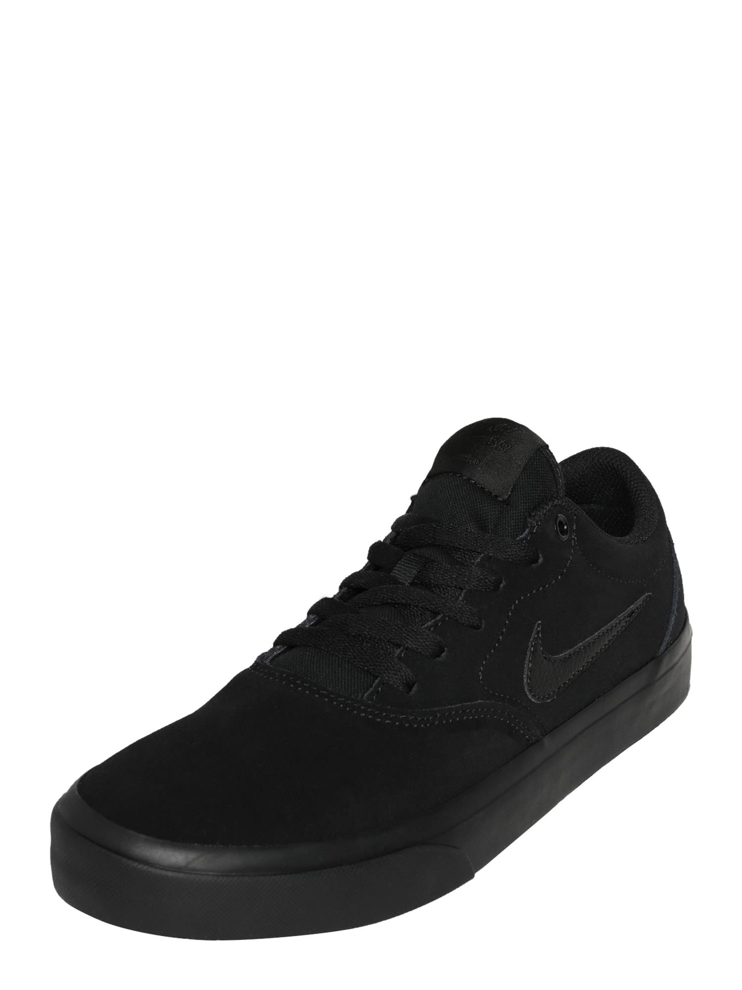 Nike SB Baskets basses 'Charge Suede'  - Noir - Taille: 11 - male