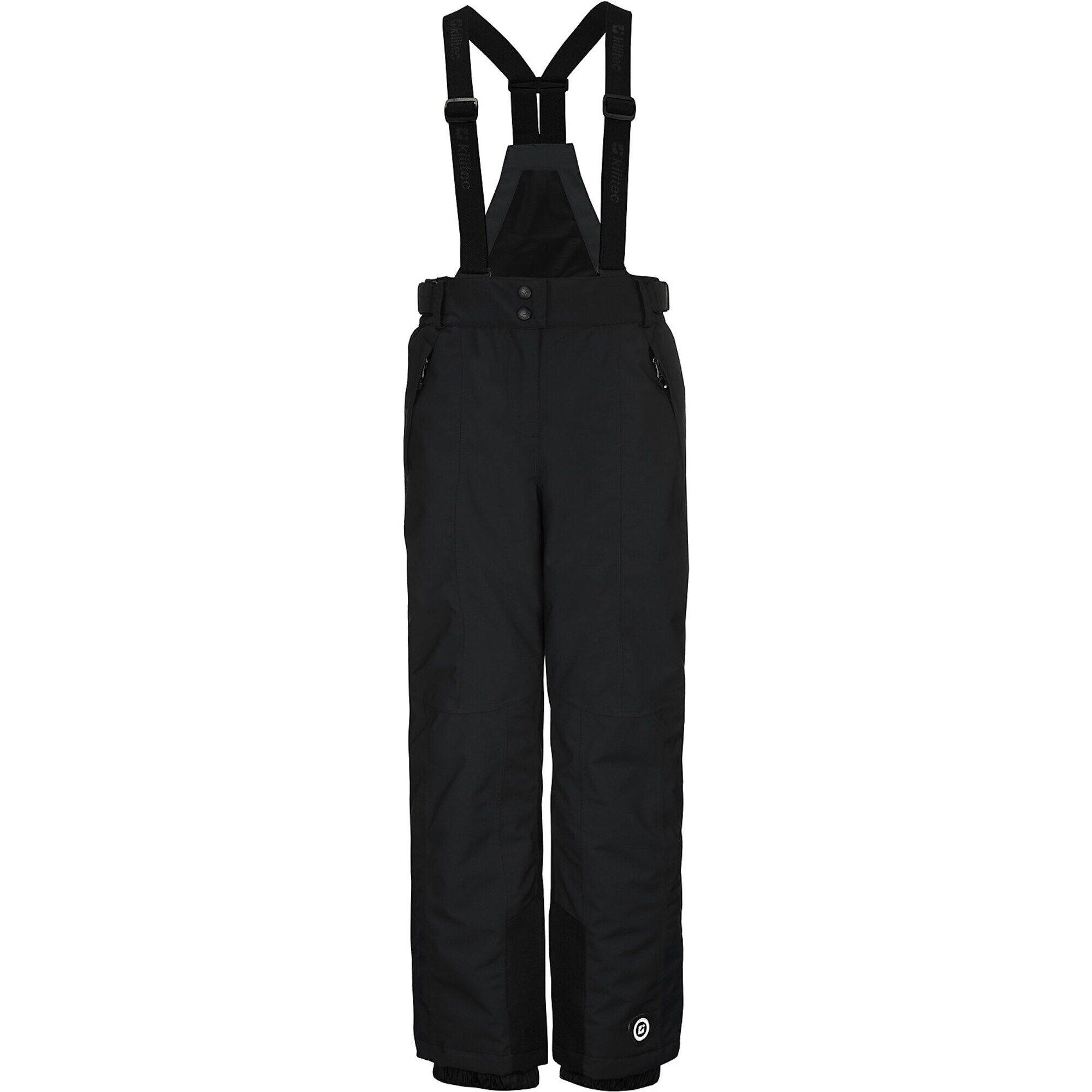 KILLTEC Pantalon de sport 'Gandara'  - Noir - Taille: 152 - girl