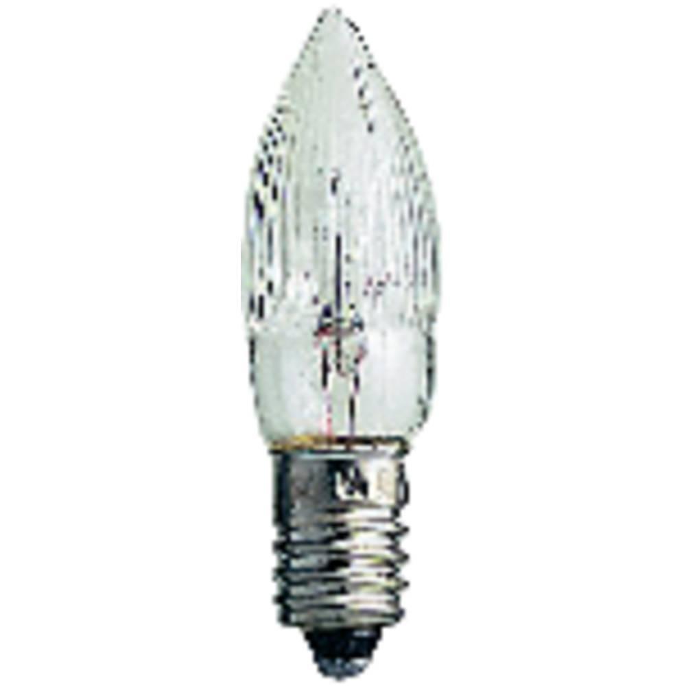 Konstsmide Ampoule bougie 7 V Konstsmide 1048-030 N/A E10 3 pc(s)