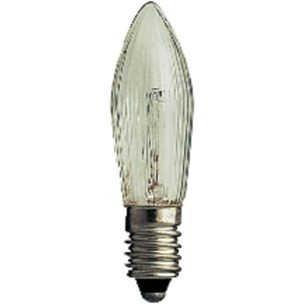 Konstsmide Ampoule bougie 23 V Konstsmide 1074-030 E10 3 pc(s)