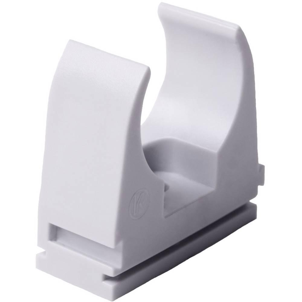 KOPOS Clip de fixation KOPOS 5320_KB 15 mm gris clair (RAL 7035) 1 pc(s)