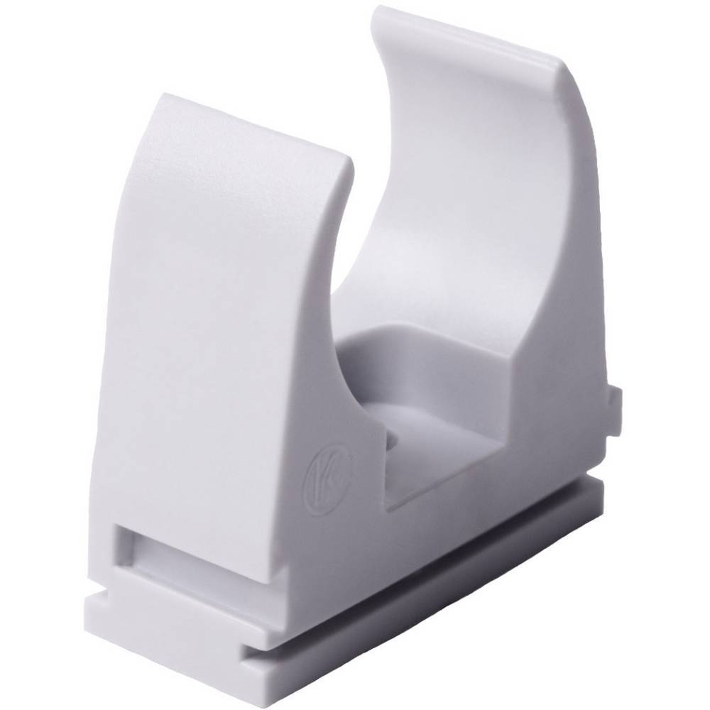 KOPOS Clip de fixation KOPOS 5325_KB 15 mm gris clair (RAL 7035) 1 pc(s)