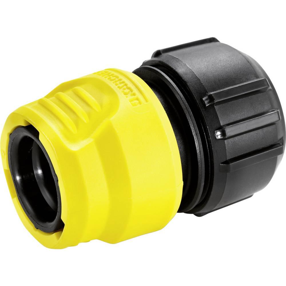 Kärcher Adaptateur de tuyau Kärcher 2.645-192.0 plastique raccord enfichable, 13 mm (1/2) - 15 mm (5/8) avec système aquastop 1 pc(s)