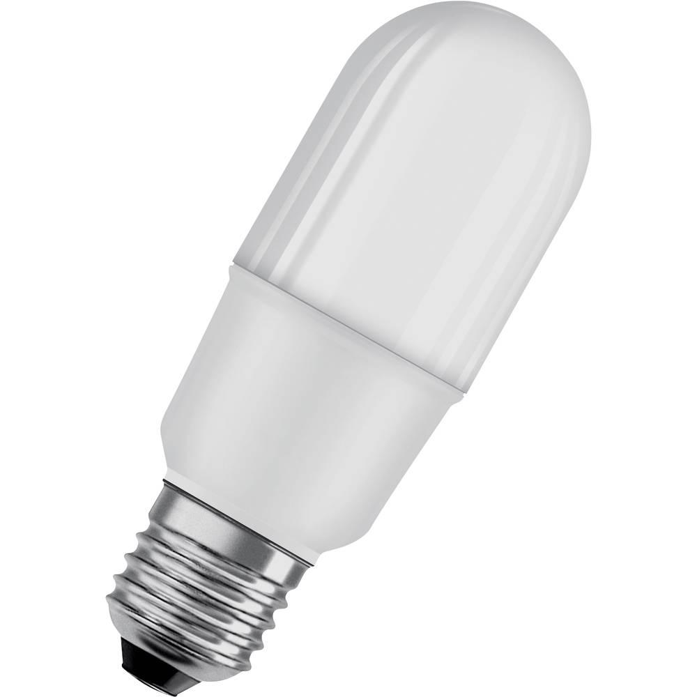 OSRAM LED E27 OSRAM LED STAR STICK 60 FR 8 W/2700K E27 4058075428447 8 W = 60 W blanc chaud (Ø x L) 40.4 mm x 114 mm 1 pc(s)
