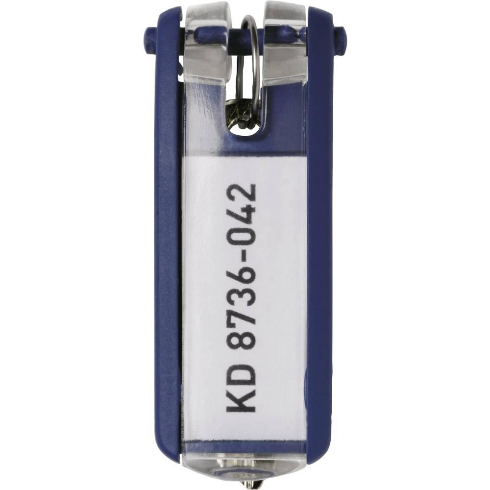 Durable Porte-clef Durable 195707 bleu 6 pc(s)