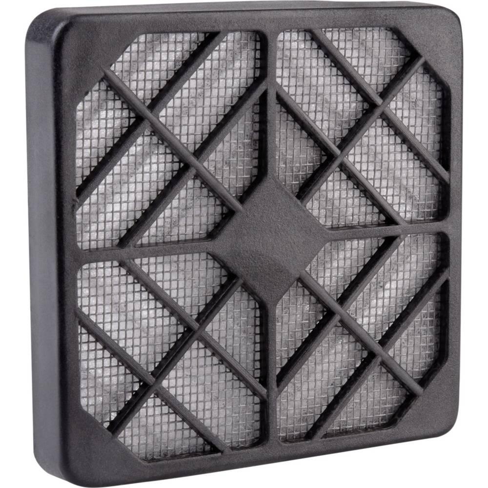 Wallair Grille de ventilation avec filtre Wallair N40977 (l x H) 8 cm x 8 cm