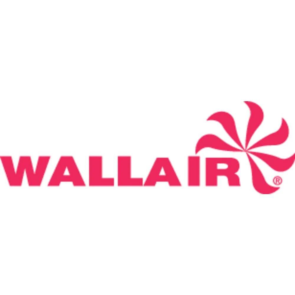 Wallair Grille de ventilation Wallair N40983 (l x H) 12 cm x 12 cm