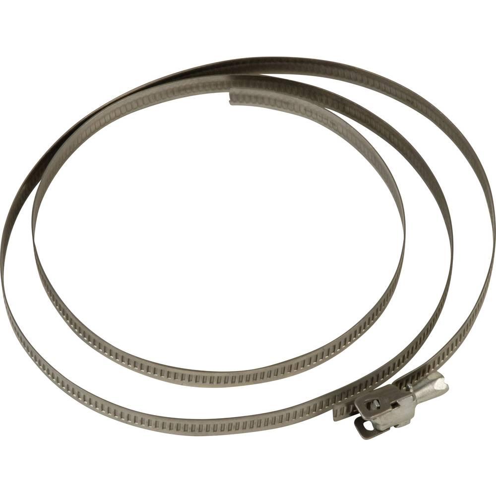 Wallair Collier de serrage à bande Wallair N35875 galvanisé