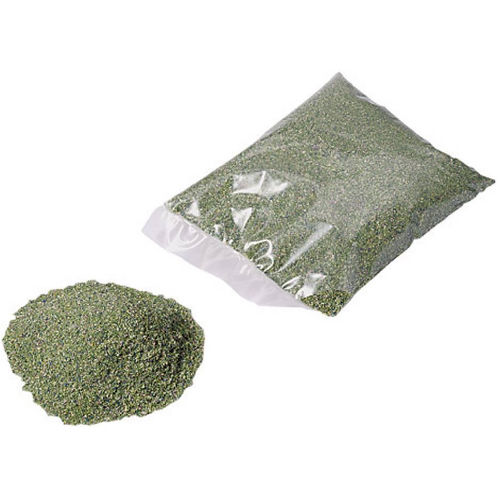 NOCH Matériau à saupoudrer pré fleuri, fleurs dété NOCH 08400 vert moyen 40 g