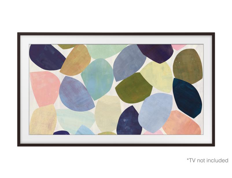 Samsung Cadre The Frame 55'' Couleur Noyer