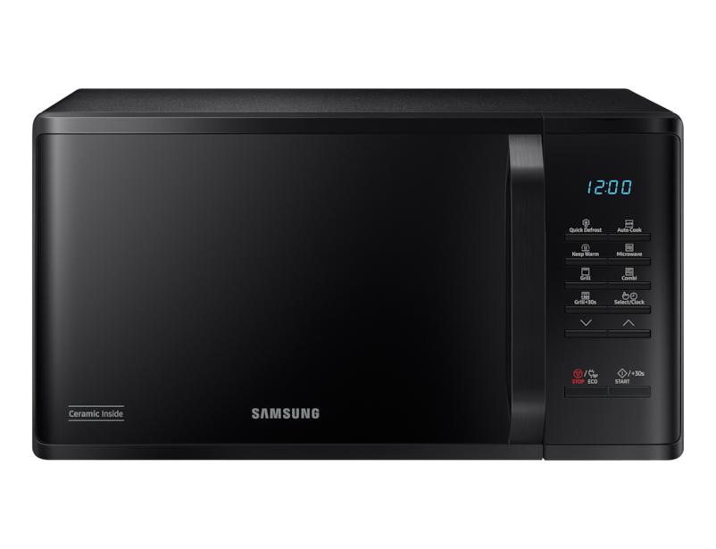 Samsung Micro-ondes Gril 23L Noir Samsung - MG23K3513AK