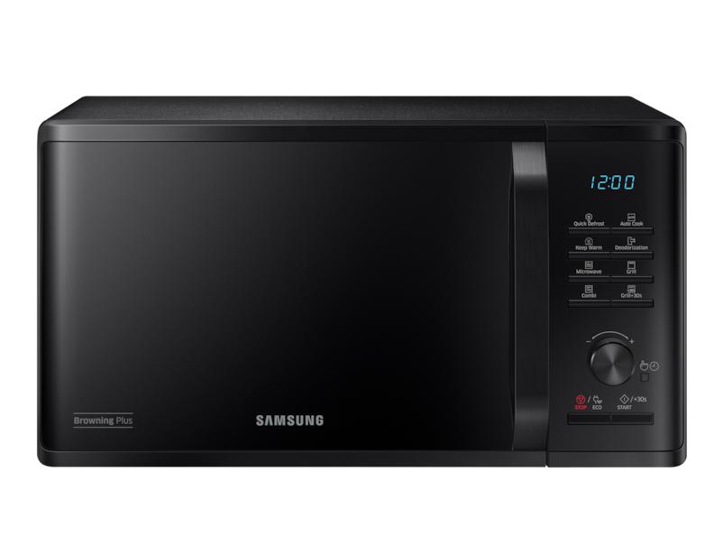 Samsung Micro-ondes Gril 23L Noir Samsung - MG23K3515AK
