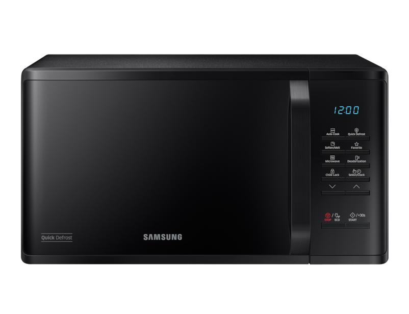 Samsung Micro-ondes Solo 23L Noir Samsung - MS23K3513AK