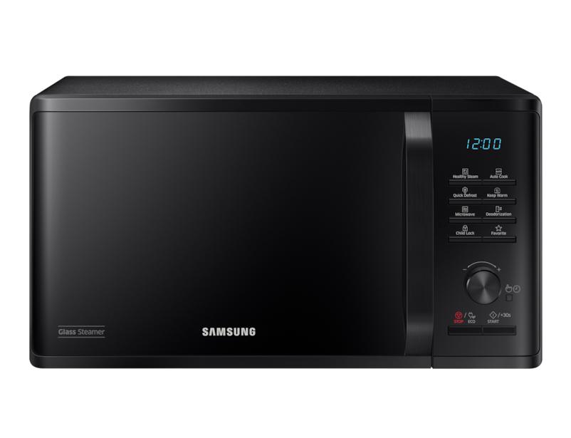 Samsung Micro-ondes Solo 23L Noir Samsung - MS23K3555EK