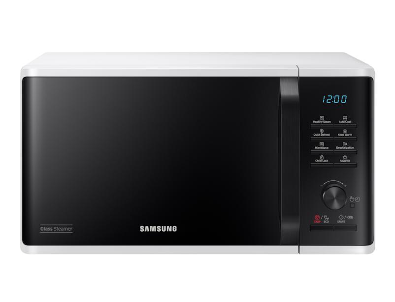 Samsung Micro-ondes Solo 23L Blanc Samsung - MS23K3555EW