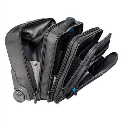 AlienWare Mobile Edge Alienware 13-pouce to 17.3-pouce Rolling Laptop and Tablet Case - Sacoche pour ordinateur portable - 13-p...