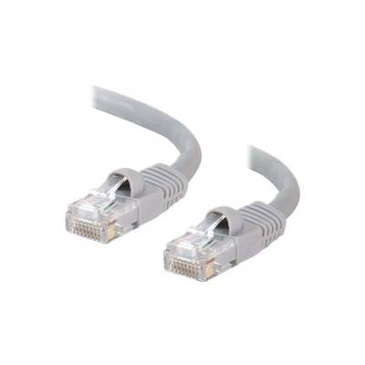 CablesToGo C2G - Câble Ethernet Cat5e (RJ-45) UTP - Gris - 3m