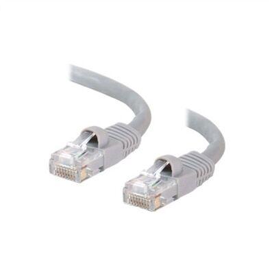 CablesToGo C2G - Câble Ethernet Cat5e (RJ-45) UTP - Gris - 0.5m
