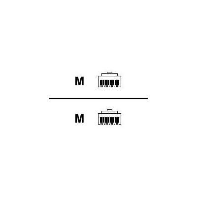 Belkin - Cordon de raccordement - RJ-45 (M) - RJ-45 (M) - 1 m - STP - ( CAT 5 ) - jaune