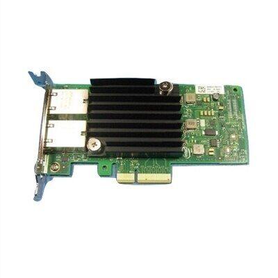 Dell Intel X550 Double ports, 10G Base-T Adaptateur, profil bas, installation par le client