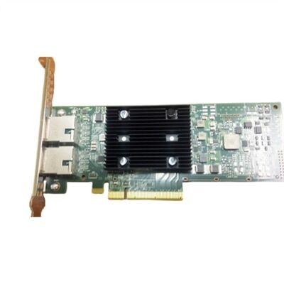 Dell Broadcom 57414 Double ports, 25Gb, SFP28, PCIe Adaptateur, profil bas, installation par le client