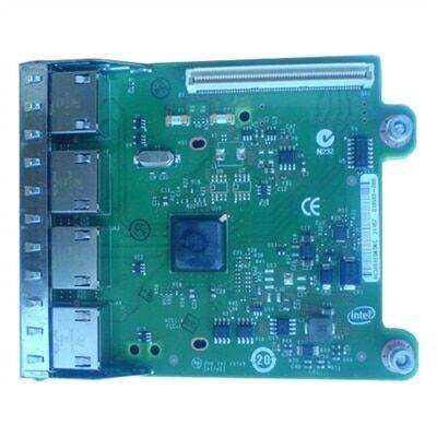 Dell Intel Ethernet i350 Quad Port 1Go Carte réseau Gigabit