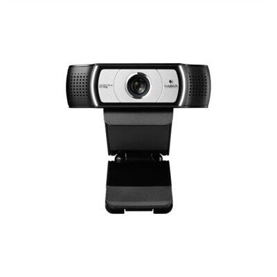 Logitech Webcam C930e - Webcam - couleur - audio - Hi-Speed USB