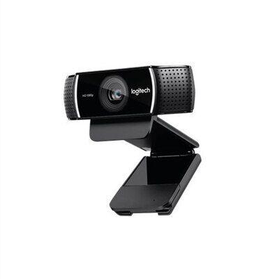 Logitech HD Pro Webcam C922 - Webcam - couleur - 720p, 1080p - H.264
