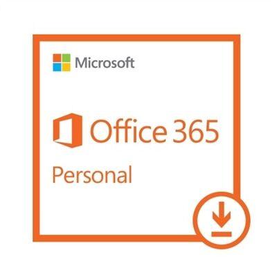Microsoft Corporation Microsoft 365 Personal - licence d'abonnement (1 an) - 1 utilisateur, jusqu'à 5 périphériques
