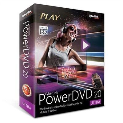 Cyberlink Download Cyberlink PowerDVD20 Ultra