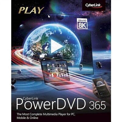 Cyberlink Download Cyberlink PowerDVD20 365 1 year subscription