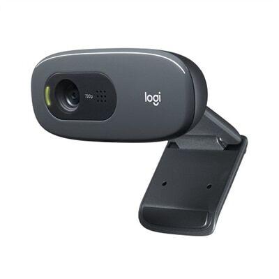 Logitech HD Webcam C270 - Webcam - couleur - 1280 x 720 - audio - USB 2.0