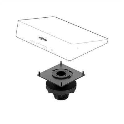 Logitech Tap Table Mount - Kit de montage de contrôleur de vidéoconférence