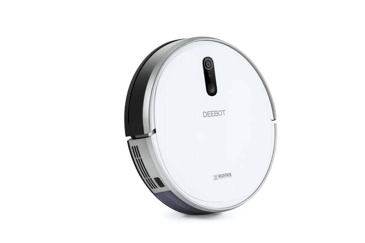 Ecovacs DEEBOT D710 Robot aspirateur de serpillières, blanc